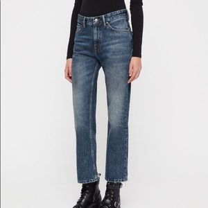 All Saints Ava Straight Jeans